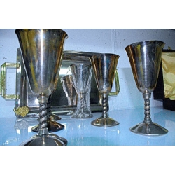 COPAS VISIUC SILVERPLATE